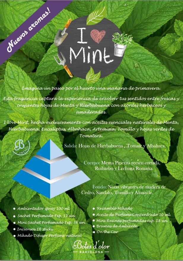 I love mint